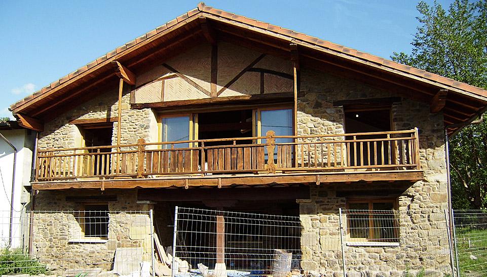 Arkmonia ejemplo casa - Rehabilitacion de casas rurales ...